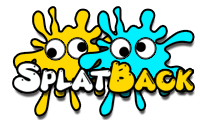 SplatBack – The Original –